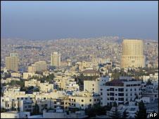 Amman, Jordan, 21 July, 2008