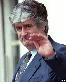 Radovan Karadzic (file photo)