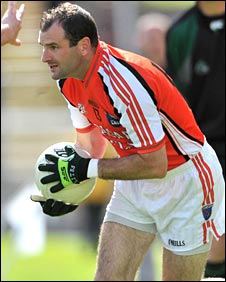 Armagh's Steven McDonnell
