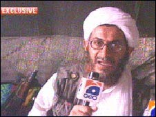 Mustafa Abu al-Yazid on Geo TV