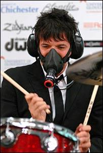 Clem Burke, baterista de Blondie