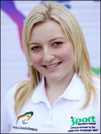 Swimmer Hannah Clarke