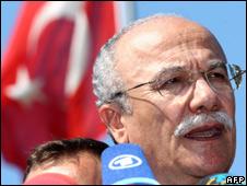 Istanbul chief prosecutor Aykut Cengiz Engin
