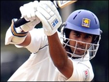 Sri Lankan cricketer Malinda Warnapura