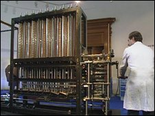 Replica Difference Engine, BBC