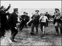 Победитель марафона на Олимпиаде 1908 года