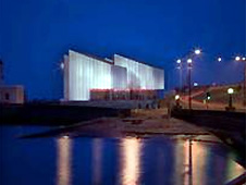 Artist's impression of the Turner Contemporary