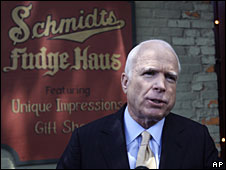 mccain fudge