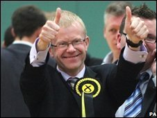 Glasgow East MP, John Mason