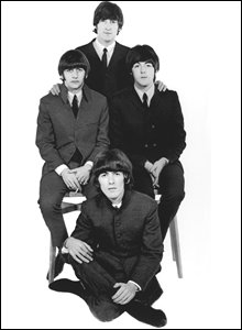 The Beatles by Robert Whitaker, 1965