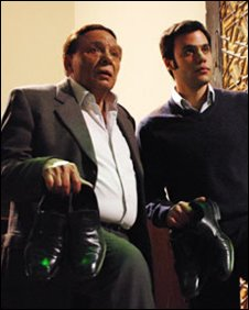 Adel Imam in Hassan and Morqos