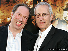 Hans Zimmer and James Newton-Howard