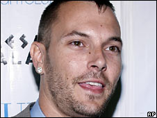 Kevin Federline, March 2008