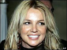 Britney Spears, June 2008