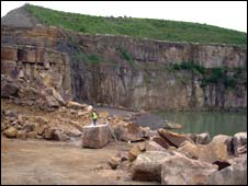 Blackhill Quarry