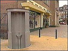 Urilift in Stroud