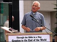The Reverend Eric Delve