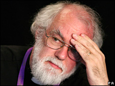 Dr Rowan Williams at Lambeth Conference