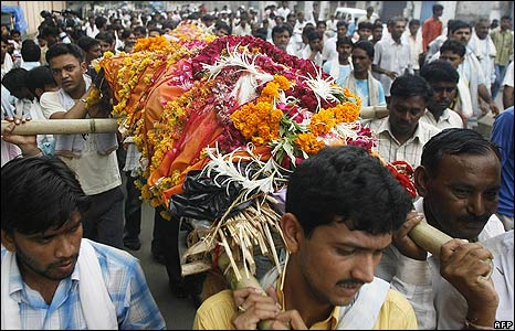 Cremation in Ahmedabad
