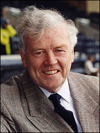 Broadcasting favourite Bob Crampsey