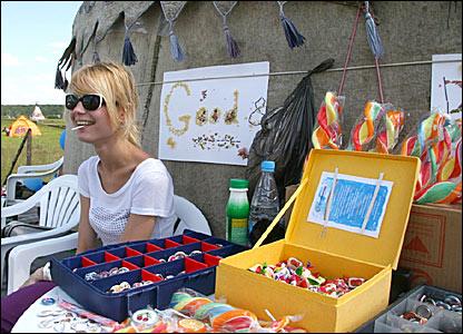 Макароны можно было попробовать, а также купить в качестве сувениров.  Все фото Алены Ермиловой.