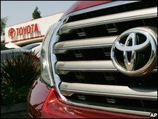 Toyota truck on sale in California