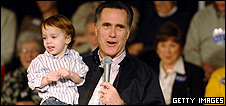 Mitt Romney thanks supporters