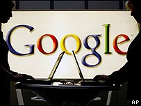 Logotipo de Google, AP