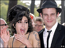 Winehouse and Fielder-Civil married secretly last year