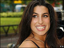 Amy Winehouse in 2003