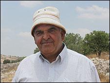 Omar Sharif, farmer