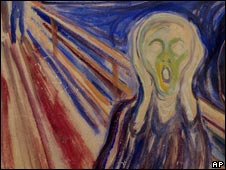 munch scream again