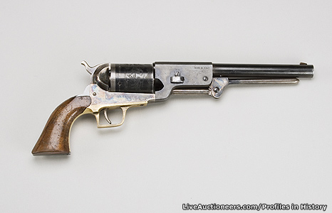 Pistol from The Outlaw Josey Wales
