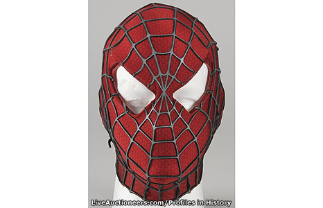 Mask from Spider-Man