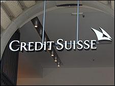 Credit Suisse branch