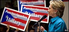 Hillary Clinton in Puerto Rico