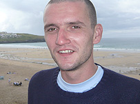 Ross McKay, 26, from Dunstable