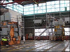 Nuclear decommissioning works