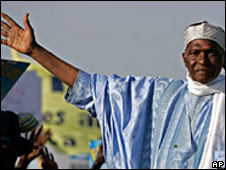 President Abdoulaye Wade (File photo)