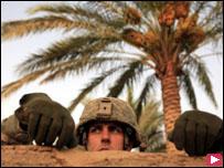 جندي امريكي في ديالى