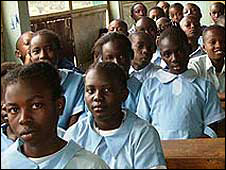 Nairobi schoolgirls