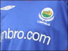 Linfield shirt