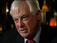 Lord Patten, former Governor of Hong Kong