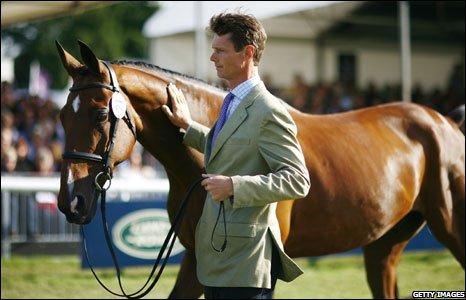 Parkmore Ed, with William Fox-Pitt in 2007