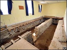 Cellar 3 at Haut-de-la-Garenne (PA)