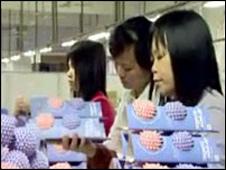 Drier balls (BBC)