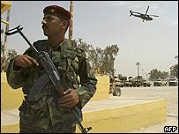 Soldado iraquí.