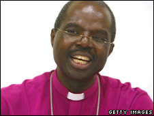 Archbishop of Uganda, the Most Rev Henry Orombi