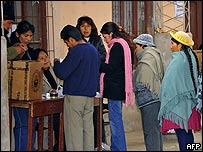 Referendo autonómico regional en Tarija, 22 de junio de 2008.