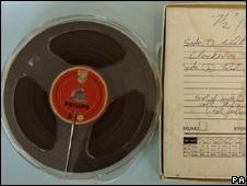 Beatles recording